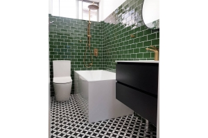 Bathroom design tips for small spaces